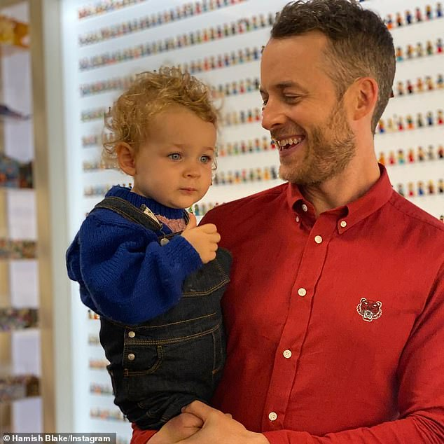 It's that time of year! Hamish Blake spent SIX HOURS creating an incredible moving rag doll cake for his daughter Rudy's third birthday on Friday