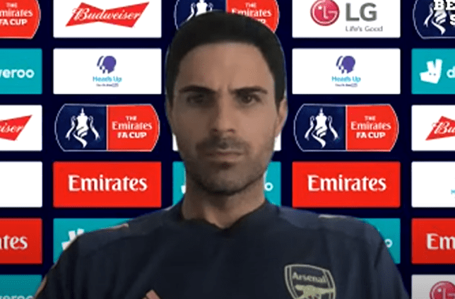 Mikel Arteta admitted earlier this week Arsenal's probable lack of transfer funds represented a big concern