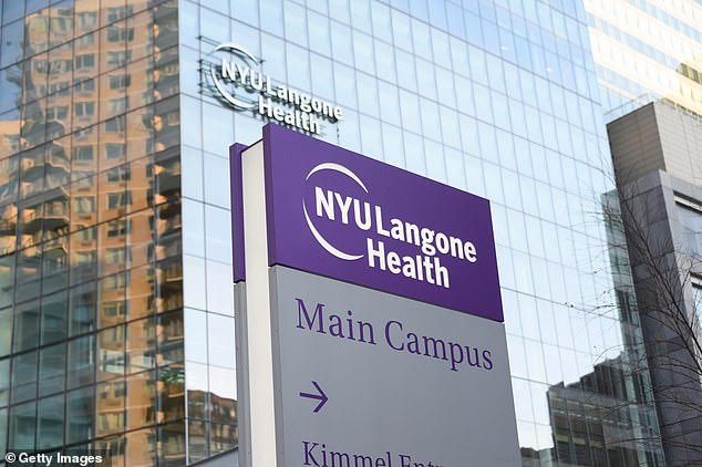 NYU Langone is a university hospital with better access to clinical trial drugs like remdesivir and far more income than public hospitals