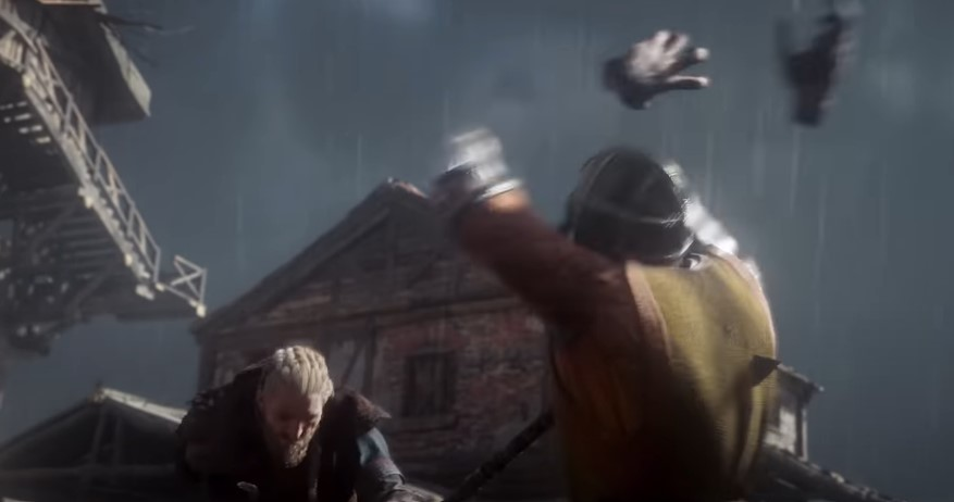 Assassins Creed Valhalla dismemberment