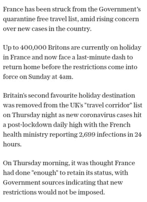 Likewise, the Daily Telegraph has also reported Sunday at 4am.