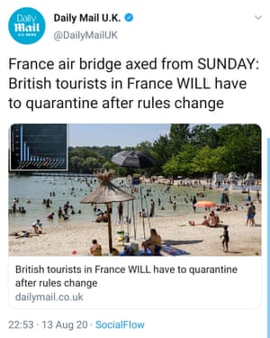 Here's a post from the Daily Mail showing Sunday not Saturday.