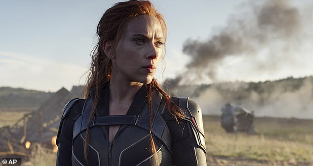 Moving back: The television and film giant revealed Marvel's Black Widow will debut in May after initially scheduled for a November release