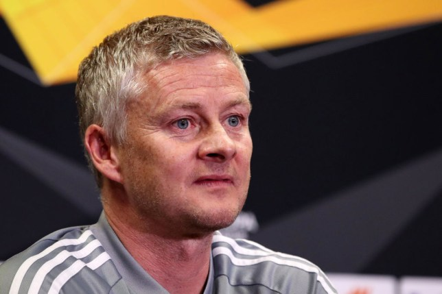 Manchester United Press Conference - UEFA Europa League