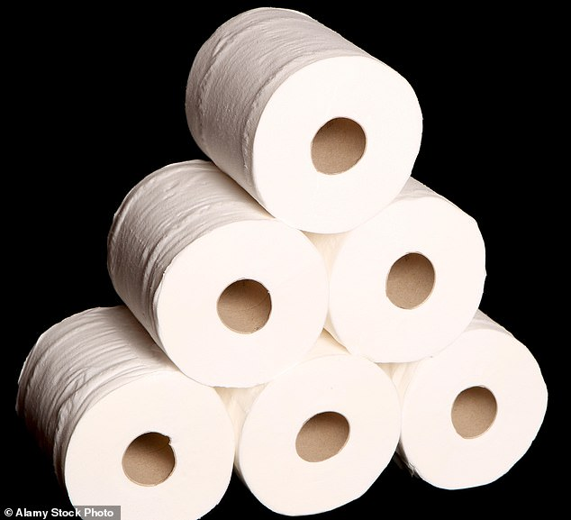 People have been rushing to panic-buy loo rolls at supermarkets once again as coronavirus cases continue to rise