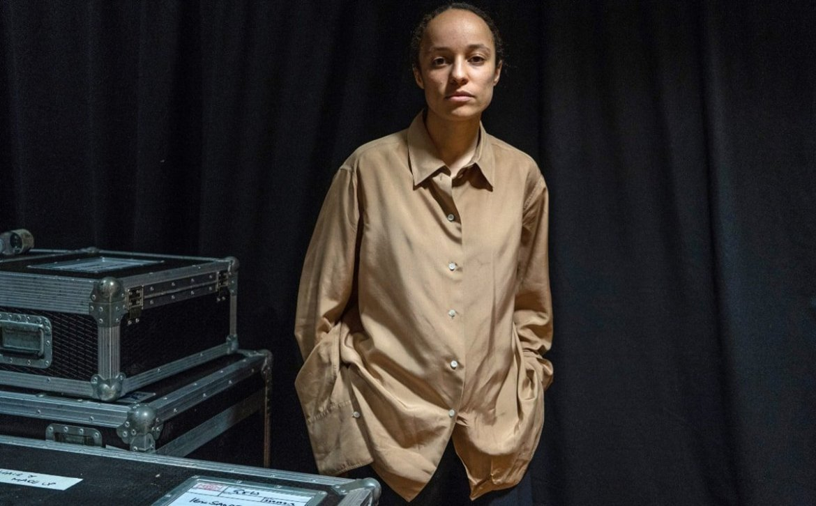 Grace Wales Bonner takes over fashion class at the University of Applied Arts Vienna