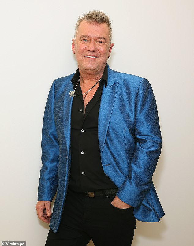 New look:Jimmy Barnes (pictured) has revealed that he underwent cosmetic surgery to change a feature he was always self-conscious about. The 64-year-old says he had his ears pinned back - a procedure called otoplasty - on his 40th birthday in 1994
