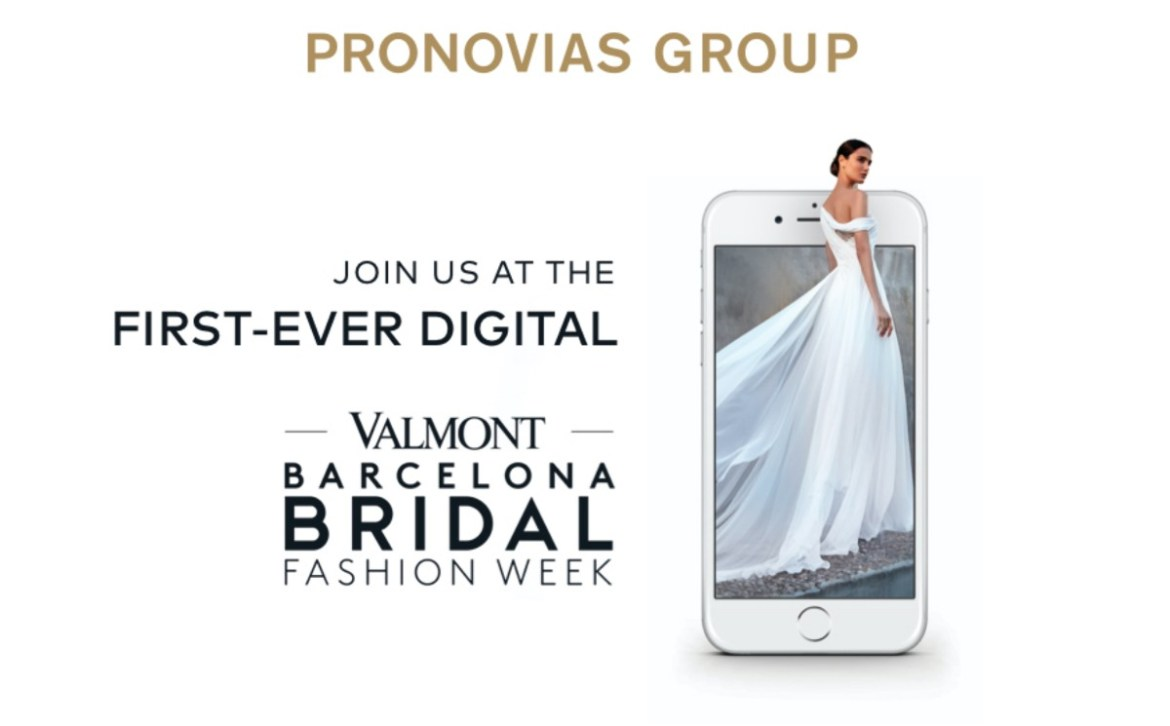 Join us at the First-Ever Digital Valmont Barcelona Bridal Week