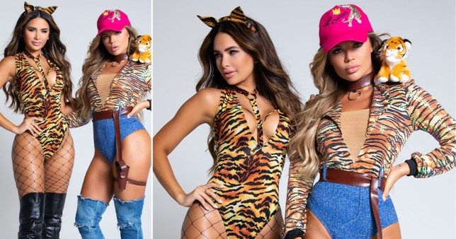 Sexy Tiger King costumes