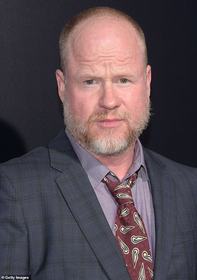 Toxic work environment: The Justice League star aired his grievances against director Joss Whedon back in July, accusing him of 'abusive and unprofessional' behavior (pictured in September, 2018)