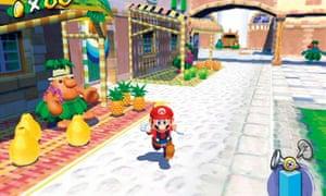Super Mario anniversary.