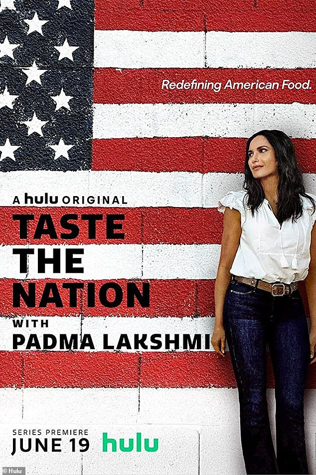 Melting pot: 'The show was really just an extension of my advocacy work,' Padma previously told Us Weekly of the show