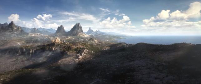 Elder Scrolls 6 trailer