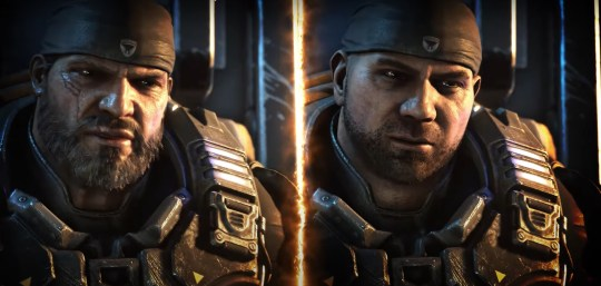 Gears 5 Dave Bautista