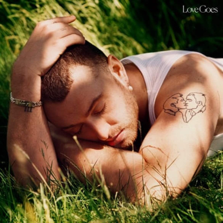 Sam Smith: Love Goes album cover
