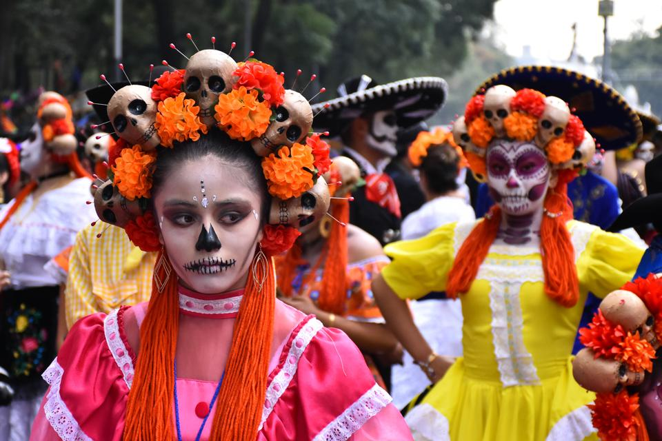 Top  4 US Halloween Festivals You Must Know About