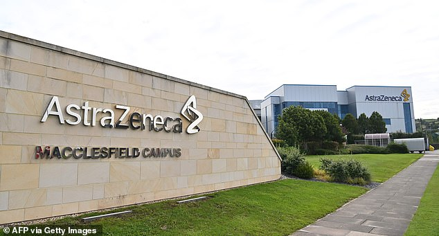 AstraZeneca's US arm was placed on hold on September 8 when a British participant suffered a serious reaction that triggered spinal cord inflammation