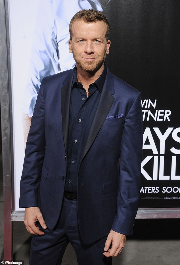 Helmer: The film will be directed for Netflix by McG, pictured in 2014. It will be his fourth film for the streamer after The Babysitter, Rim of the World and The Babysitter: Killer Queen