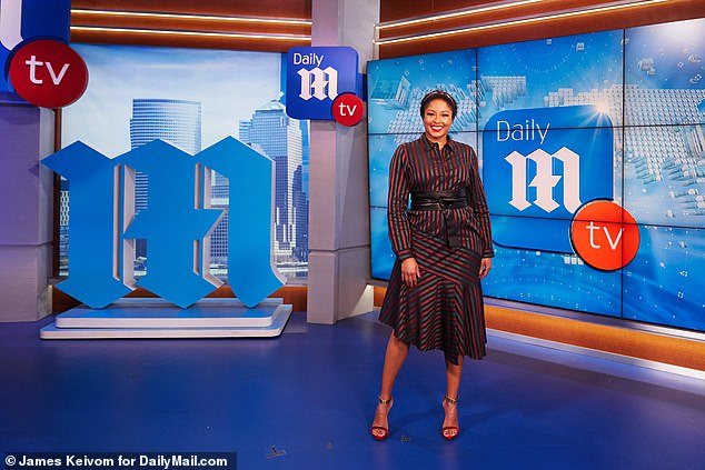 Breaking: DailyMail.com can exclusively reveal that the journalist will be joining the morning news show which is part of the ratings winning Good Morning America family