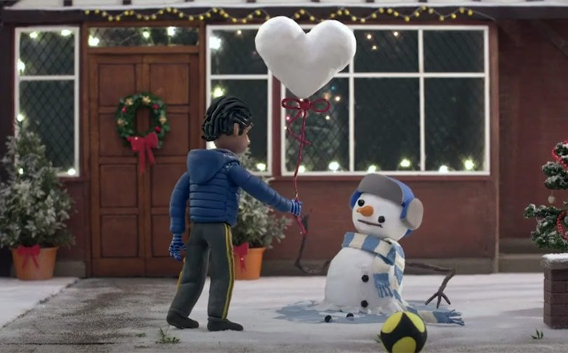 John Lewis Christmas ad celebrates community during pandemic