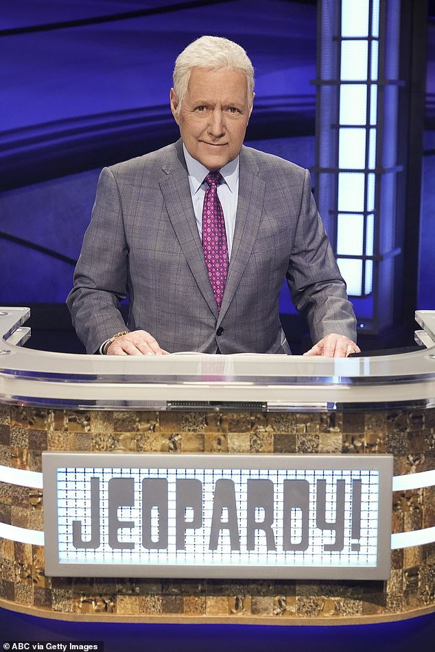 RIP: Jeopardy host Alex Trebek has died at age 80 after a battle against stage-four pancreatic cancer