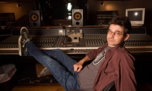 The musician and producer Steve Albini at his studio in Chicago in 2005.