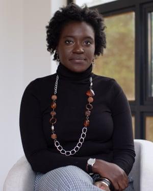 Nanjala Nyabola, author of Travelling While Black