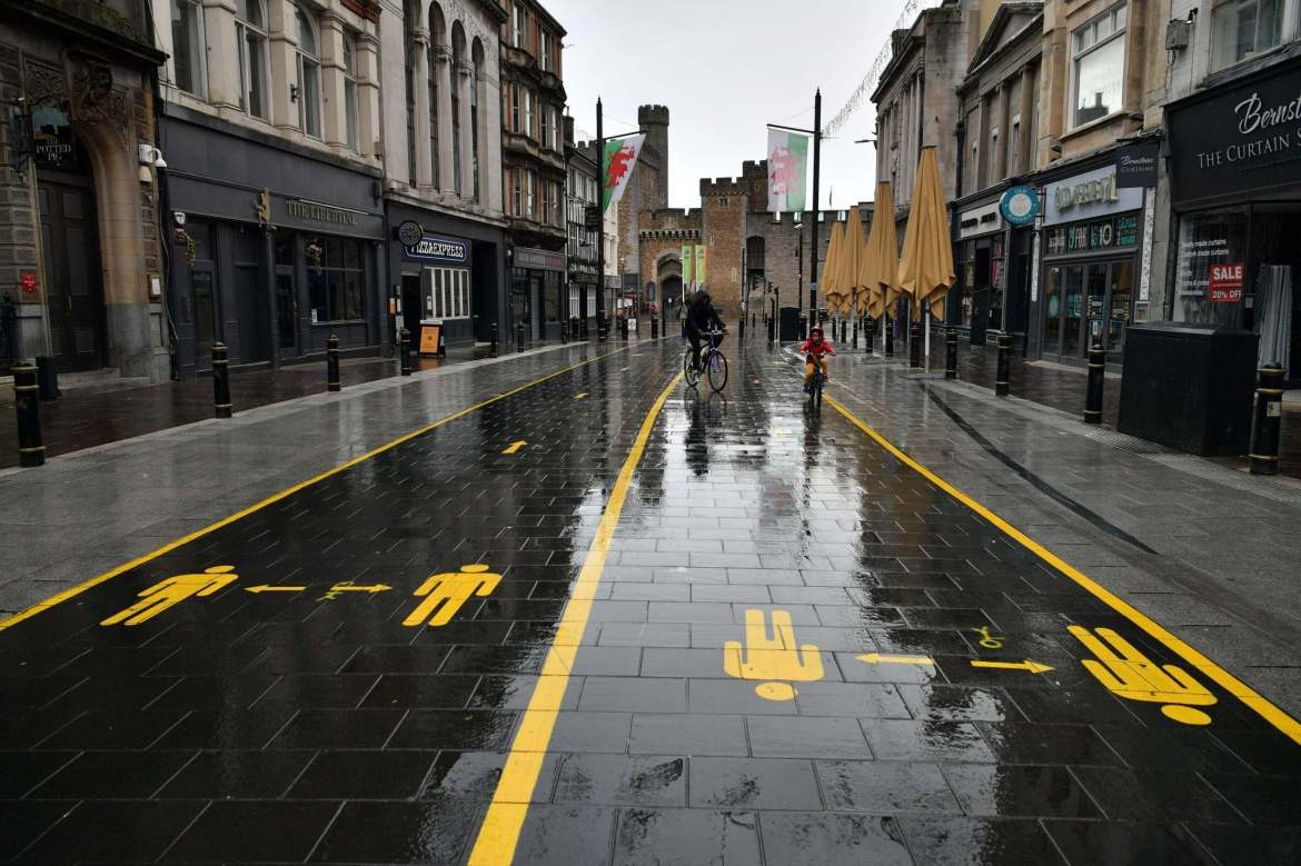 <p>Wales is preparing to come out of lockdown</p>