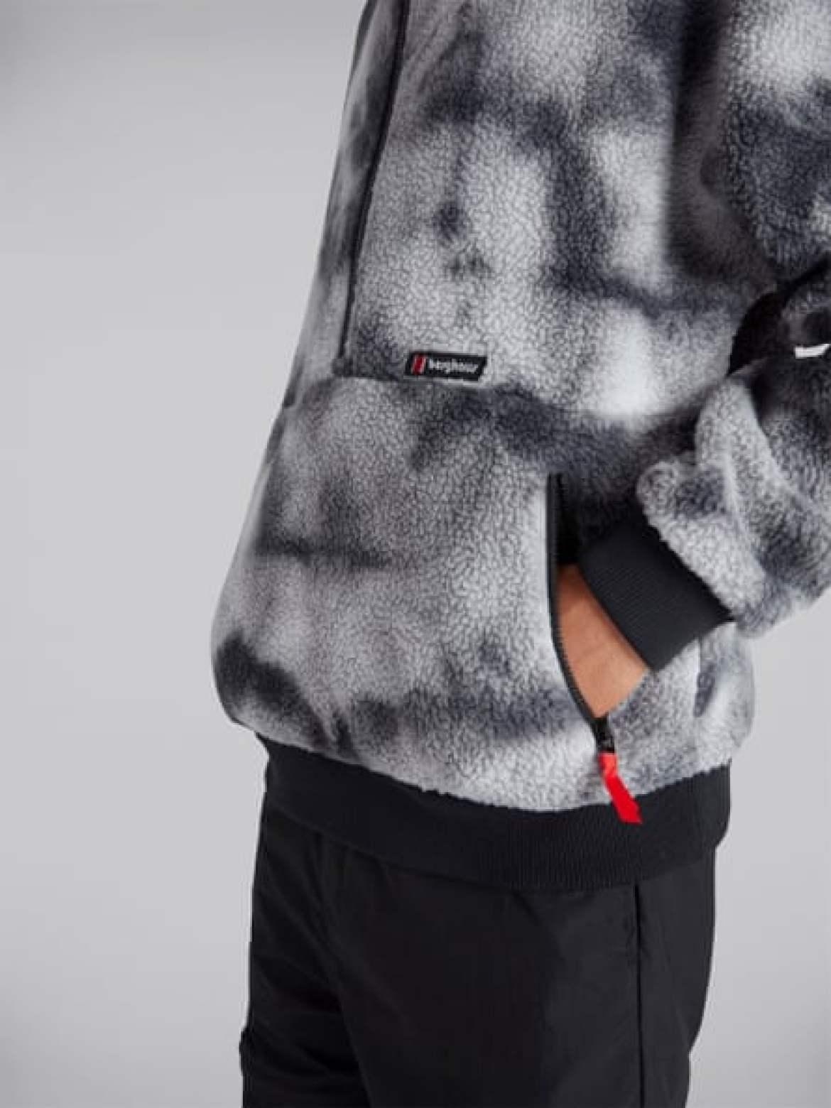 Polar 90 fleece half zip, Berghaus, £52.50
