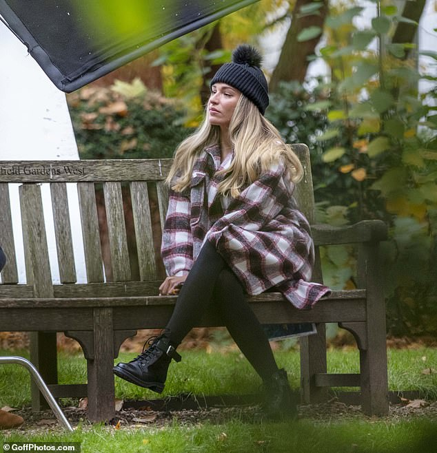 Moving:Sam then broke down while reading out the letter from Zara which stated she was 'deeply ashamed' of her behaviour