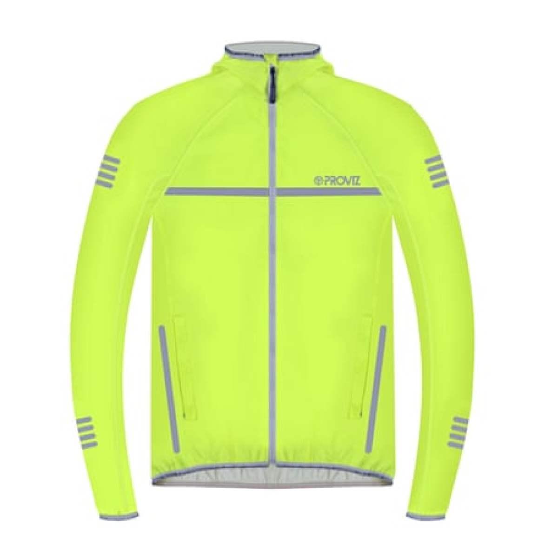 Classic men's waterproof running jacket, Proviz, £84.99