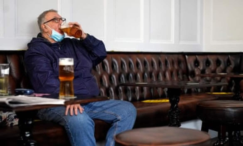 pub  in Liverpool city centre