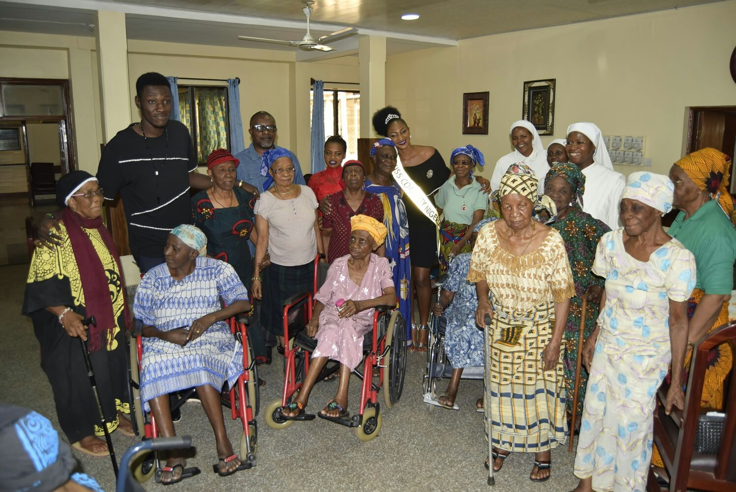 Coalition urges FG to provide investment fund for Elderly