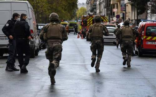 7 arrested after 'Islamist act of terror' near Charlie Hebdo in Paris