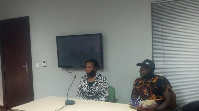 How I lost 2 pregnancies in SARS custody, teacher tells Lagos Judicial Panel   The Guardian Nigeria News