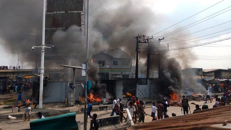 Six policemen, four civilians killed in Lagos' bloody week of violence   The Guardian Nigeria News