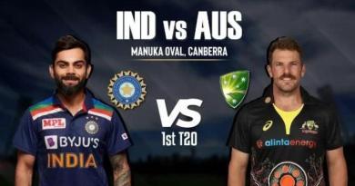 पहले टी-20 में टीम इंडिया ने मारी बाजी
