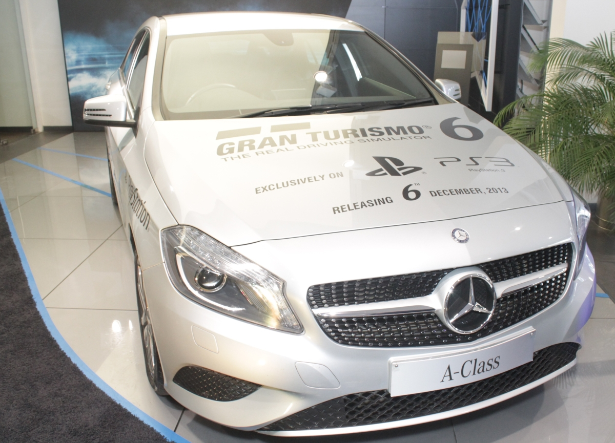 Optimized-Gran Turismo®6 branded Mercedes-Benz A-Class