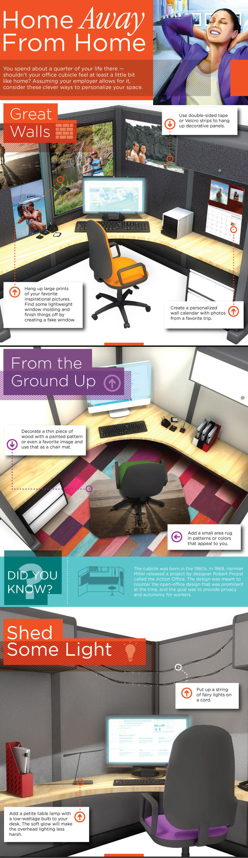How to Decorate an Office