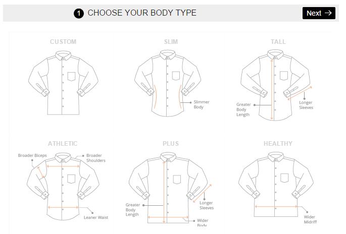 van-heusen-myfit-shirt-bodytype