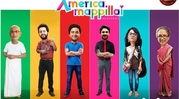 America Mappillai - A Gem of a Web Series on ZEE5 1