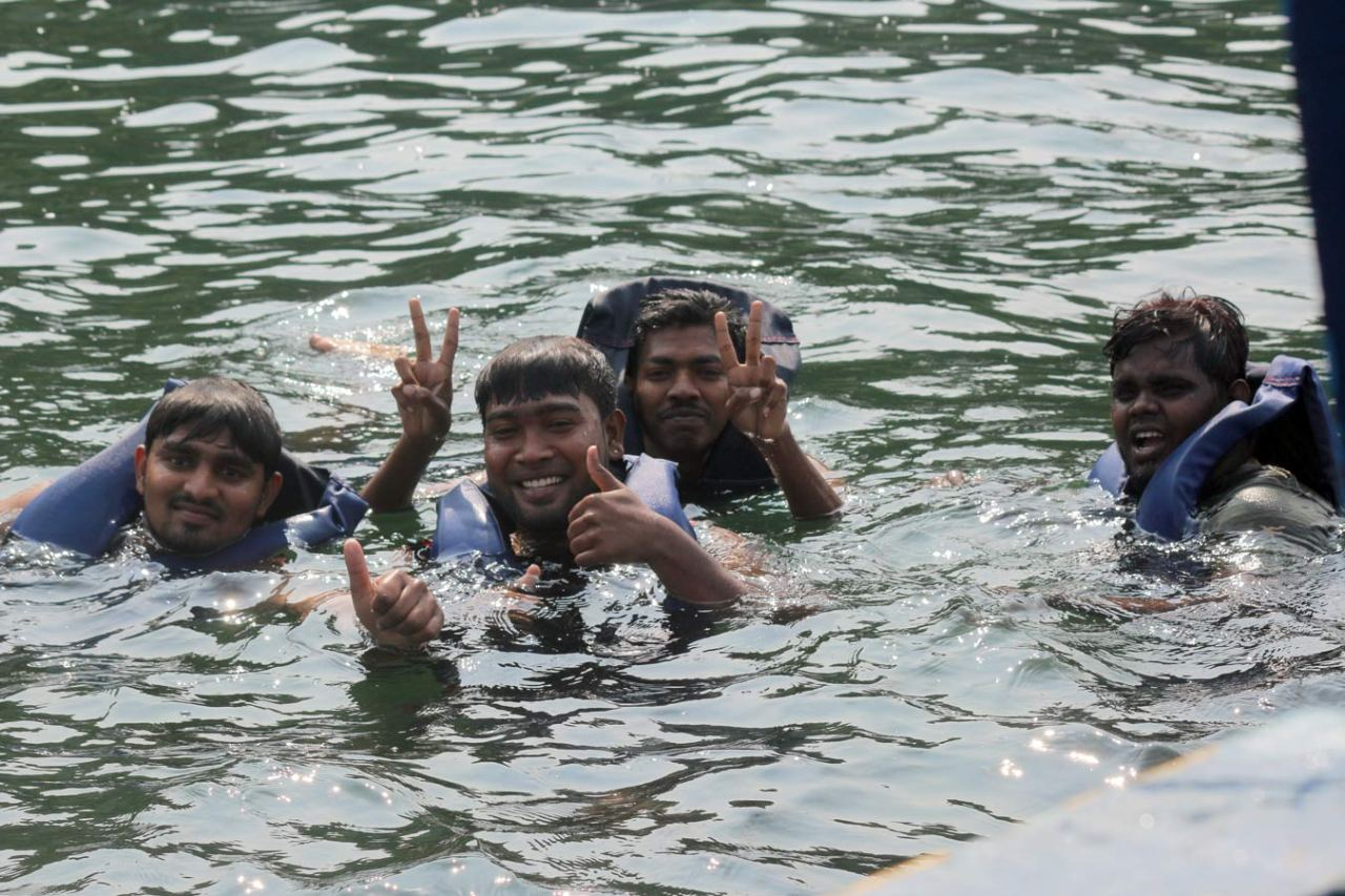 Experience Scuba Diving at Grand Island in Goa 6