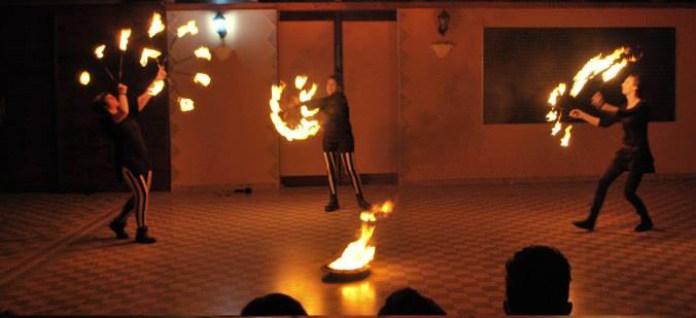 luminal fire