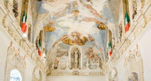 galleria palazzo ducale cavallino