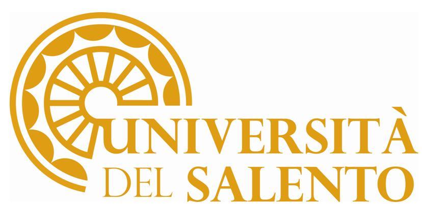 Calendario Accademico Unisalento.Universita Del Salentonewsimedia Newsimedia
