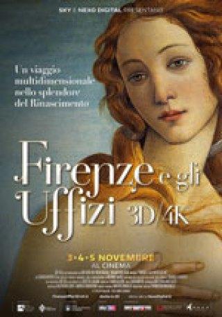 Firenze e gli uffizi 3d
