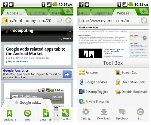 dolphin-browser-for-android-pc