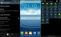 Leaked Samsung Galaxy S3 4.3 Firmware : Android431