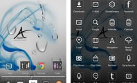 Personalize your Smartphone with best 5 Android Launchers : Atom Launcher