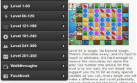5 Most Favorite Free Applications Cheats for Android : Candy Crush Saga Cheat